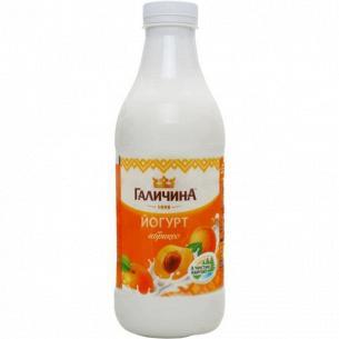 Йогурт Галичина Абрикос 2,2% бут