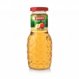 Сок Granini яблочный 100% стекло