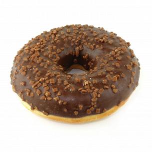 Пончик Panavi шоколадный
