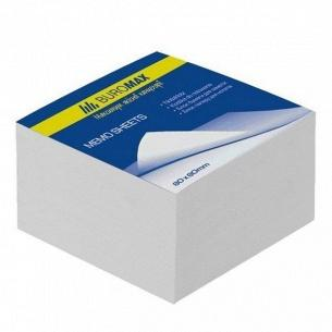 Блок бумаги д/заметок Buromax Jobmax белый 250лис