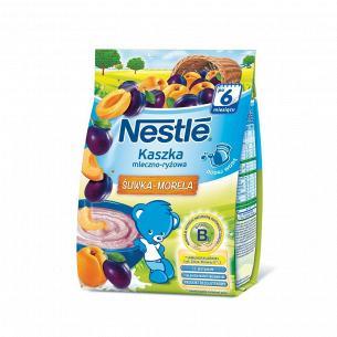 Каша рисовая Nestle со сливой и абрикосом молочная 230г