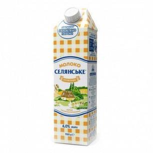 """Молоко """"Селянське"""" Особливе..."""