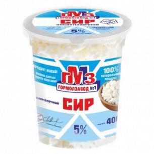 Творог кисломолочный ГМЗ №1 5% стакан