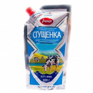 """Продукт молокосодержащий сгущенный """"Ічня"""" Сгущенка 8,5% д/п"""