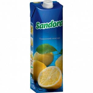 Нектар Sandora лимонный