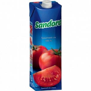 Сок Sandora томатный с солью