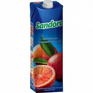 Напиток соковый Sandora сицилийский красн апельсин