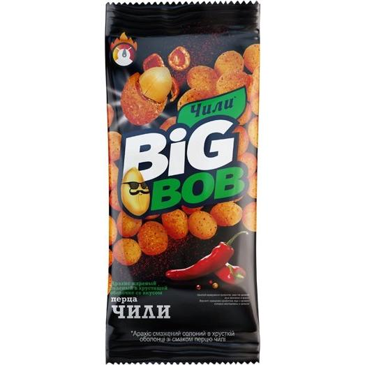 Арахис Big Bob в оболочке со вкусом чили
