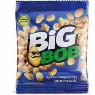 Арахис Big Bob жареный соленый