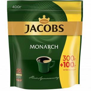 Кофе растворимый Jacobs Monarch эконом пакет Акция