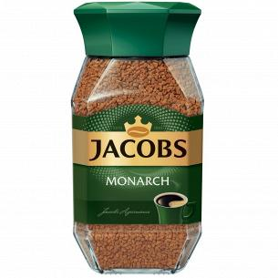 Кофе растворимый Jacobs Monarch натуральный сублимированный с/б