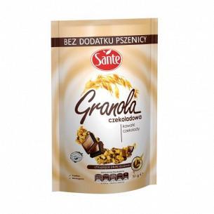 Гранола Sante с шоколадом