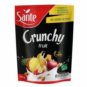 Кранчи Sante с фруктами