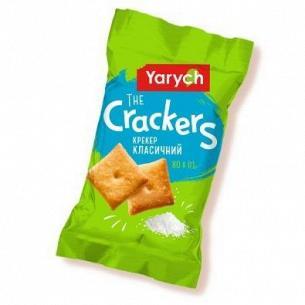 Крекер Yarych классический с солью