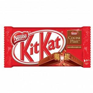 Батончик Kit Kat Фингерс вафельный