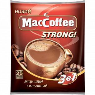 Напиток кофейный MacCoffee Strong 3в1