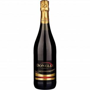 Вино ігристе Donelli...