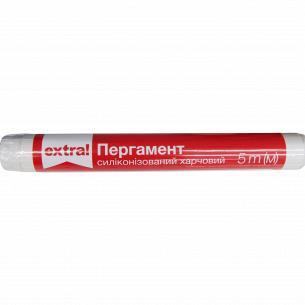 Пергамент Extra! силиконизированный белый 5м