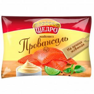 Майонез Щедро Провансаль 67% ф/п