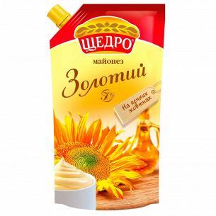 Майонез Щедро Золотой 50% д/п
