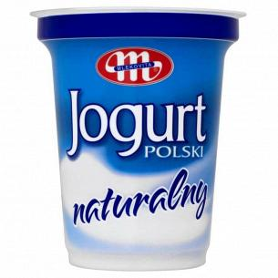 Йогурт Mlekovita натуральный 3%