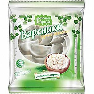 Вареники Белая Бяроза с сыром