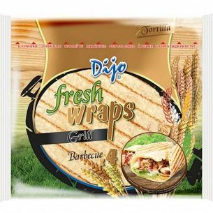 Тортилья Dijo гриль пшеничная