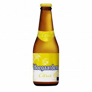 Пиво Hoegaarden Radler lemon&lime белое
