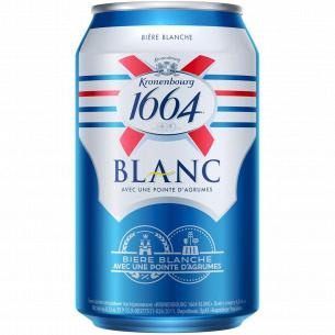 Пиво Kronenbourg Бланк ж/б