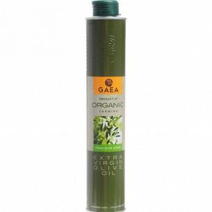 Масло оливковое Gaea Extra Virgin органическая