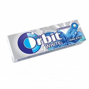 Резинка жевательная Orbit Белоснежный освеж мята
