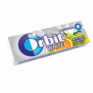 Резинка жевательная Orbit White Фруктовый коктейль