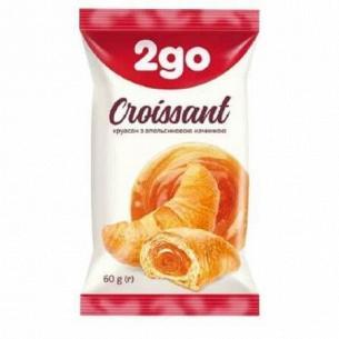 Круассан 2go апельсиновая начинка