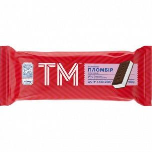 Мороженое Лімо ТМ пломбир с печеньем