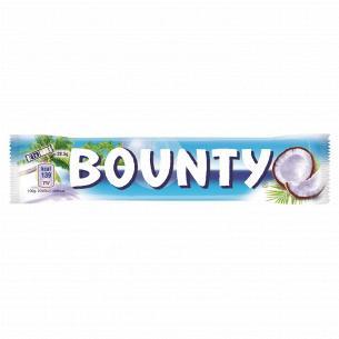 Батончик Bounty с мякотью кокоса в молочном шоколаде