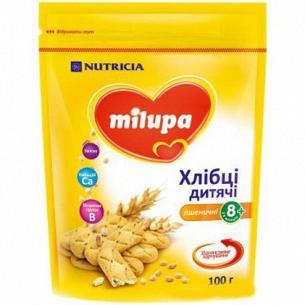 Хлебцы Milupa пшеничные детские