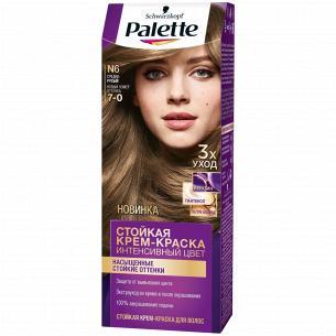 Palette ICC Краска для волос 7-0 (N6) Средне-русый 110 мл