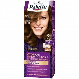 Palette ICC Краска для волос 6-65 (W5) Золотистый грильяж 110 мл