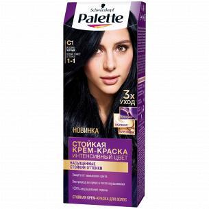 Palette ICC Краска для волос 1-1 (C1) Иссиня-черный 110 мл