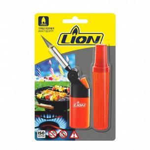 Зажигалка Lion кухонная многоразовая LPT-580 газ