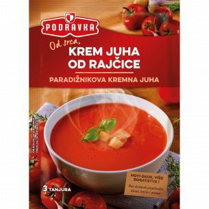 Крем-суп Podravka томатный