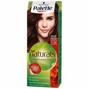 Palette Naturals (Фитолиния) Краска для волос 3-68 (868) Шоколадно-каштановый 110 мл