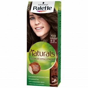 Palette Naturals (Фитолиния) Краска для волос 4-0 (700) Каштановый 110 мл