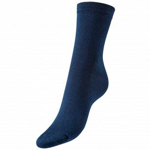Носки для мальчика Boy&Girl 411 тем.синий р.22-24