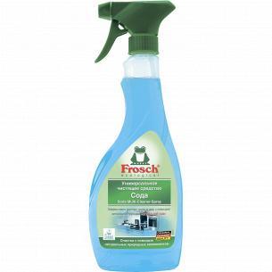 Очиститель Frosch содовый для любой поверхности