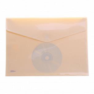 Мульти-папка для документов Leo А4 бежевая L6141