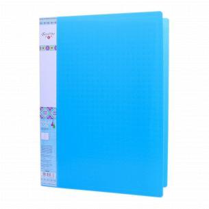 Папка Optima Вышиванка 10 файлов пластик