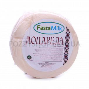 Продукт сырный FastaMilk Моцарелла 45%