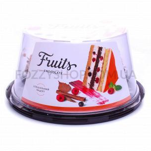 Торт Nonpareil Фрукты в шоколаде