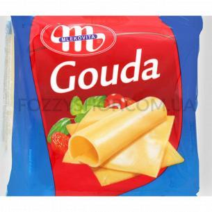 Сыр плавленый Mlekovita Гауда 49%